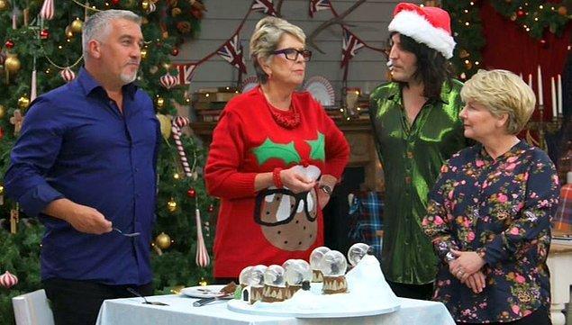 3 Aralık - The Great British Baking Show: Holidays (4. Sezon)