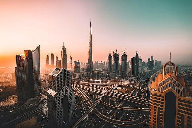 1. Dubai, BAE