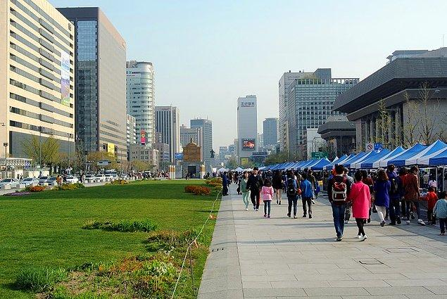 3. Jongno 3-ga, Seul / Güney Kore