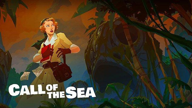 3. Call of the Sea - Norah Everhart