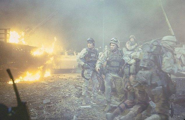 26. Black Hawk Down (2001)