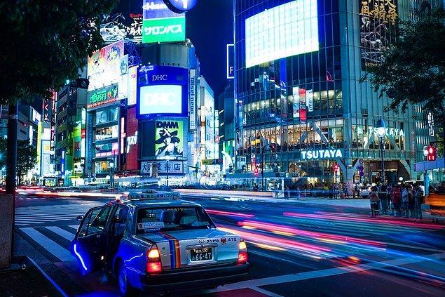 8. Tokyo, Japonya