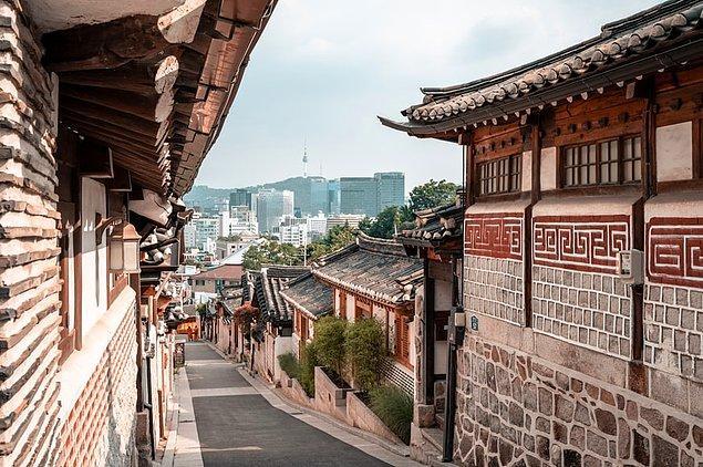 12. Seoul, Güney Kore