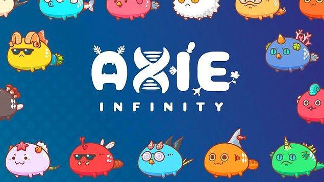 1. Axie Infinity