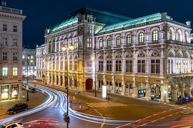 15. Viyana, Avusturya