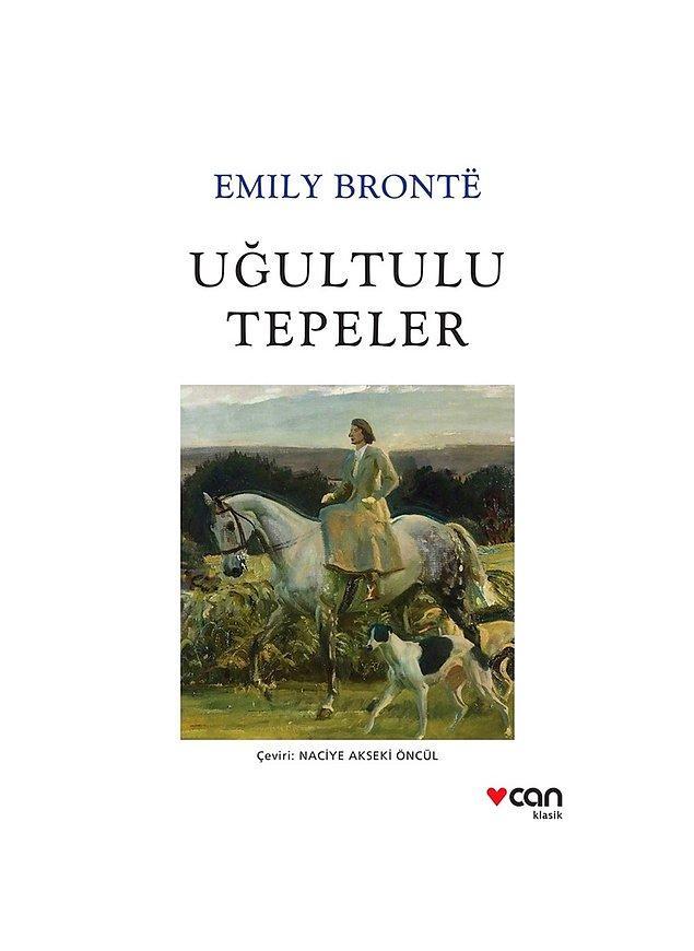 4. Uğultulu Tepeler - Emily Brontë
