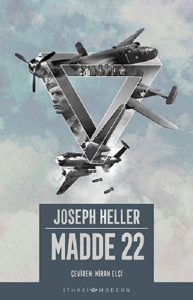 1. Madde 22 - Joseph Heller