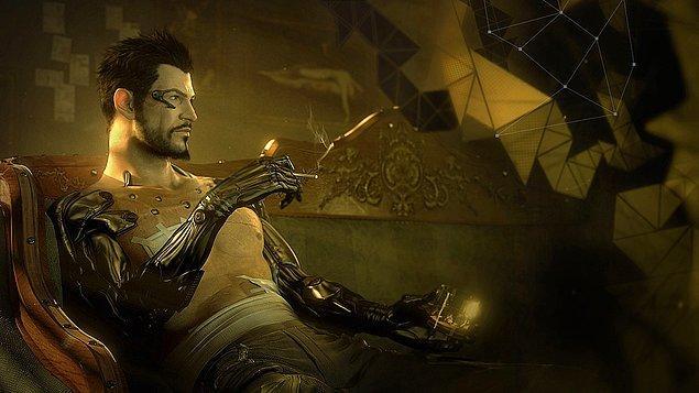 12. Deus Ex: Human Revolution