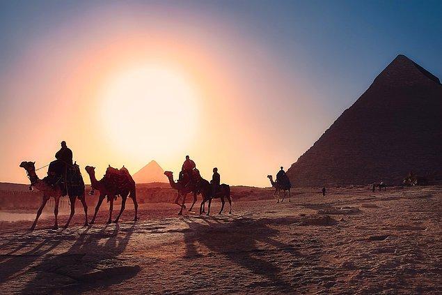 1. Antik Mısır'da ilk hamilelik testi icat edilmiştir: