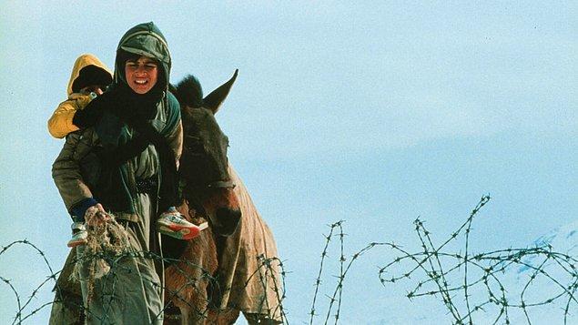 11. Sarhoş Atlar Zamanı - IMDb: 7.7
