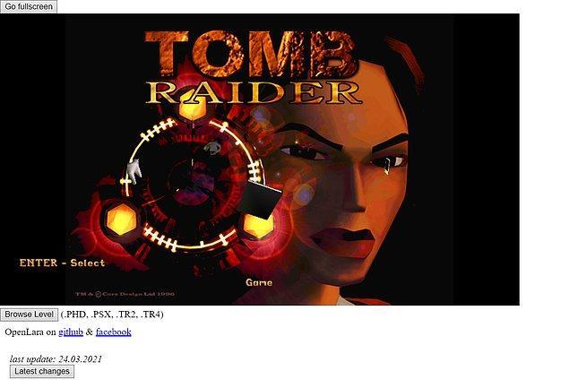 13. Tomb Raider