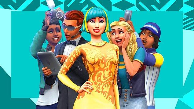 8. The Sims 4