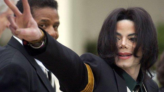 2. Michael Jackson
