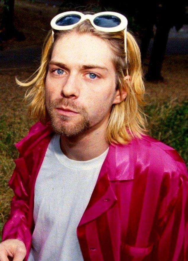 9. Kurt Cobain
