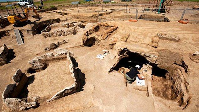 Arkeologlar, Etrüsklerin Roma'ya pek çok şey bıraktığını zaten biliyordu.