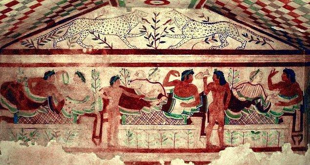 Kısa süre önce elde edilen arkeolojik kanıtlarda göçe dair herhangi bir şey bulunmuyor.