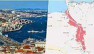 Bu Küresel Isınma Analizi, İstanbul'daki Evinin Sular Altında Kalıp Kalmayacağını Söylüyor