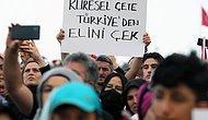 Aşı Karşıtları İstanbul'un Ardından İzmir'de Mitinge Hazırlanıyor