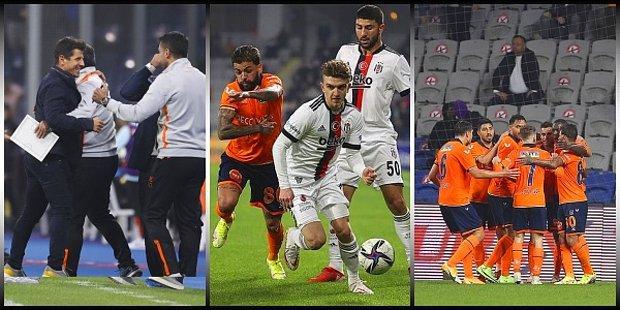 Kartal'a Büyük Şok! Başakşehir ile İlk Maçına Çıkan Emre Belözoğlu, Beşiktaş'ı Puansız Yolladı