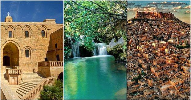 """""""Mardin'de Nereye Gidilir?"""" Sorusunun Cevabı: Mardin'e Gittiğinizde Mutlaka Görmeniz Gereken 20 Yer"""