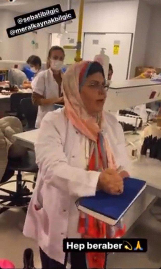 Medipol Üniversitesi'ndeki Homeopati Eğitimi Sırasında Çekilen Video Şaşkınlık Yarattı