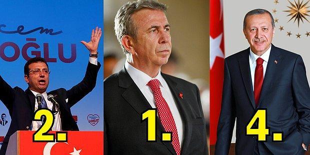 Mansur Yavaş Yine Zirvede! Siyasilerin Beğeni Düzeylerinin Ölçüldüğü Anket Sonuçları Ne Söylüyor?