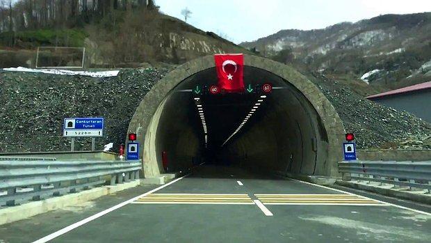 Türkiye'nin En Uzun Tüneli Hangisidir?