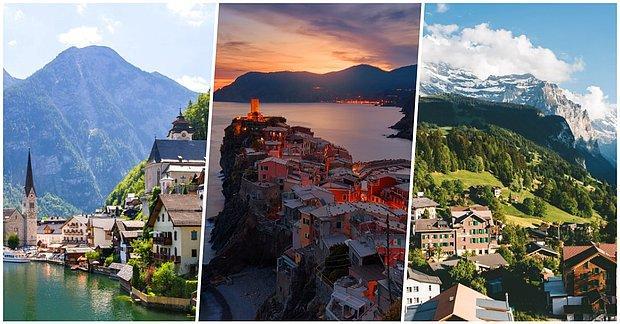 Dünyanın En İyi Köyleri Belli Oldu: Listede Türkiye'den de Bir Lokasyon Var!