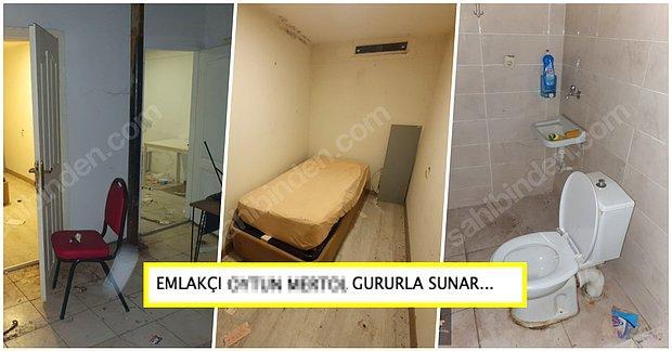 Kadıköy'de Bulunan Giriş Kat Stüdyo Daire 'Fırsatı' İlanını Görünce Derin Düşüncelere Dalacağınız Kesin!