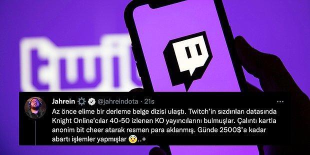Twitch'te Sular Durulmuyor: Jahrein'in Aktardığı Bilgilere Göre Twitch'te Ciddi Anlamda Kara Para Aklanılıyor!