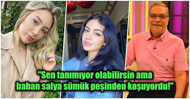 Taciz İddiaları ile İlgili Konuşan Mehmet Ali Erbil'in Kızı Yasmin Erbil'e Ece Ronay'dan Cevap Gecikmedi!