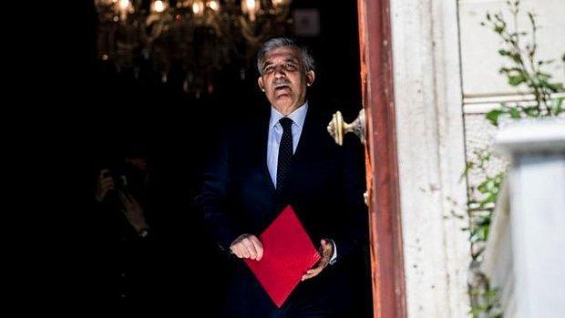 Abdullah Gül'den Ziyaret Açıklaması: 'Adı Üzerinde Elçiye Zeval Olmaz'