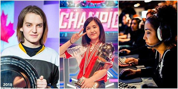 Espor Dünyasının En Başarılı 13 Kadın Oyuncusunun Dudak Uçuklatan Toplam Kazançları