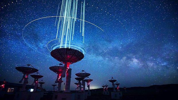 Hani Uzaylılar Geliyordu? Uzaydan Gelen Gizemli Sinyalin Kaynağı Dünya Çıktı