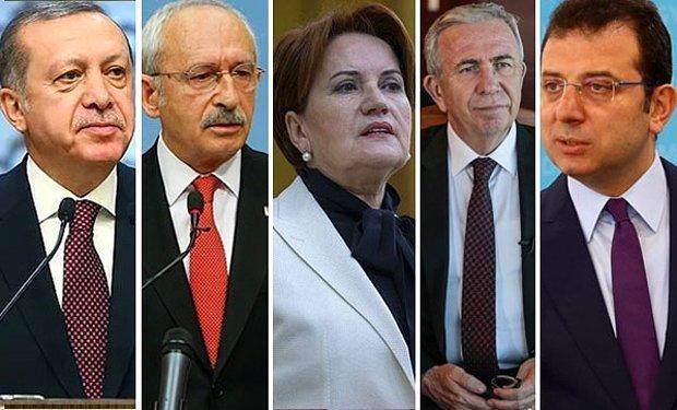 MOTTO ve Bulgu Araştırma Şirketi'nin Son Seçim Anketine Göre 2023 Cumhurbaşkanlığı Yarışında Kim Önde?