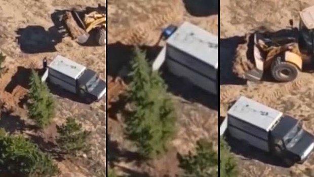 Sarayönü Belediyesi Köpekleri Bayıltıp Gömdürdü İddiası