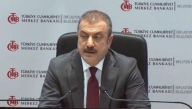 Merkez Bankası Başkanı Kavcıoğlu: 'Rezerv Miktarımız 126 Milyar Dolara Yükseldi'