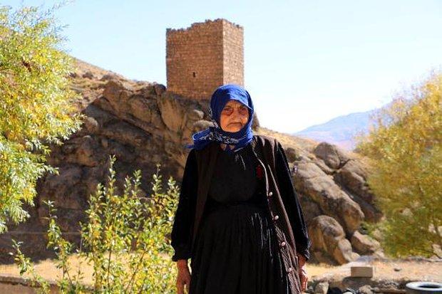 117 Yaşındaki Muteber Nine: 'Cumhuriyetin İlanında Köyde Halay Çektik'