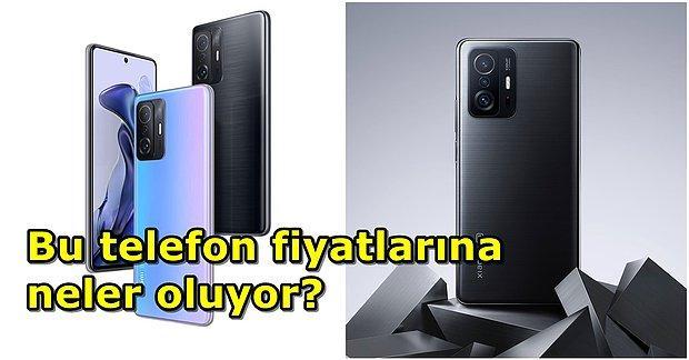Sonunda Görücüye Çıktı! Xiaomi, 11T Serisinin Türkiye Fiyatlarını Açıkladı