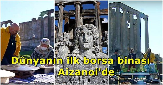 MasterChef'in Yeni Bölümünün Çekildiği Anadolu'nun En İyi Korunmuş Zeus Tapınağı'na Sahip Antik Kent: Aizanoi