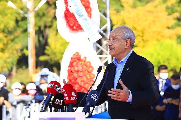 Kılıçdaroğlu: 'Bana Yönelik Tehditler Var'