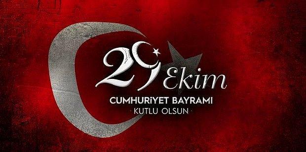 Cumhuriyet Bayramı Mesajları! İşte Resimli ve En Güzel 29 Ekim Cumhuriyet Bayramı Sözleri, Mesajları...